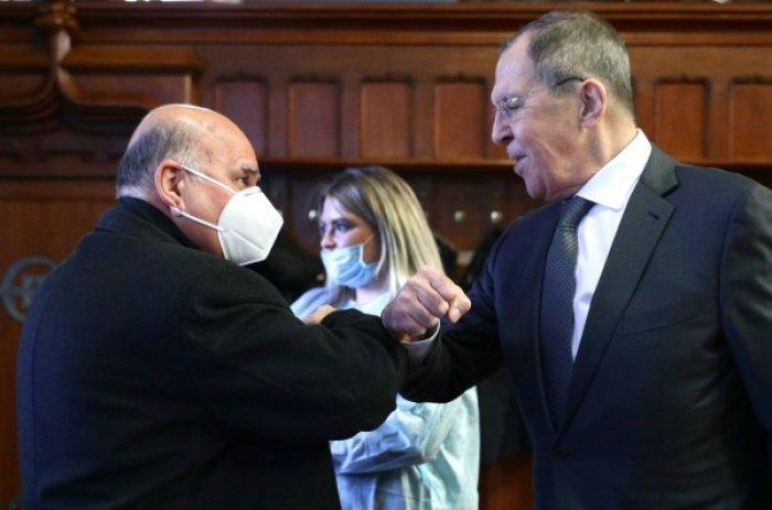 Главы МИД России и Ирака обсудили сирийское урегулирование.