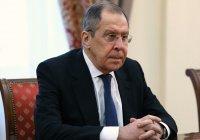 Лавров прокомментировал нормализацию отношений Израиля с арабскими странами