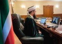 """Муфтий: """"Имамы играют ключевую роль в сохранении народного единства и духовного согласия"""""""