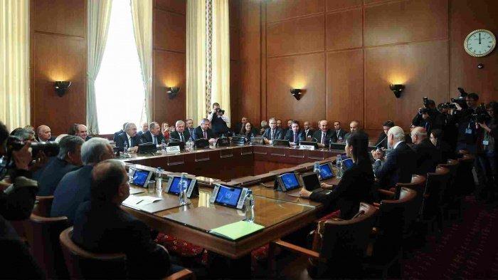 Очередное заседание конституционного комитета Сирии пройдет в Женеве.