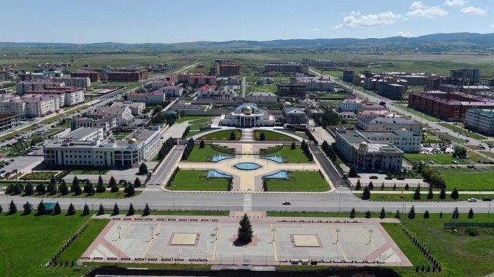 В Магасе построят аллею памяти Героев России.