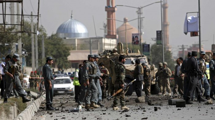 В Афганистане совершается больше терактов, чем в любой другой стране мира.