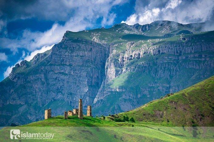 Виртуальная прогулка по прекрасным местам Ингушетии.