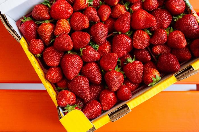 Специалист советовала есть грейпфруты, апельсины, клубнику, клюкву, помидоры