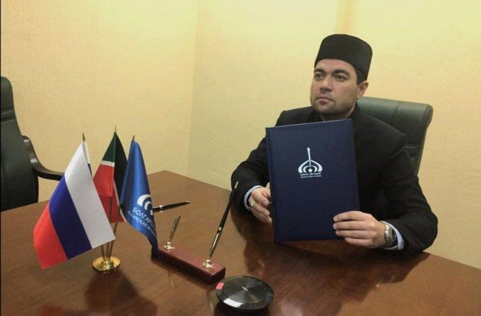 БИА и Египетский университет исламской культуры подписали соглашение о сотрудничестве⠀