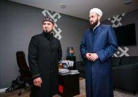 В Уфе прошла рабочая встреча муфтиев Татарстана и Башкортостана