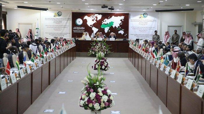 47-е заседание Совета министров иностранных дел ОИС прошло в столице Нигера. .