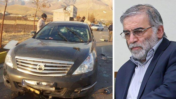Мохсен Фахризаде скончался в больнице после покушения.
