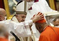 Афроамериканец впервые получил сан католического кардинала