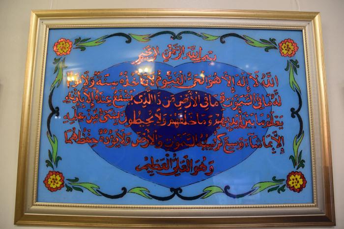 Татарский шамаиль – познание Всевышнего через искусство