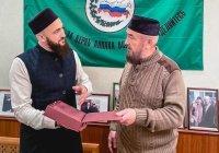 Главы ДУМ Татарстана и Азиатской части России обсудили сотрудничество