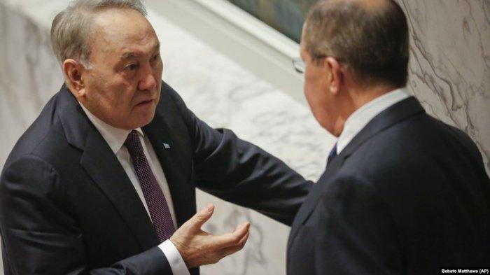 Сергей Лавров отметил вклад Назарбаева в развитие отношений России и Казахстана.