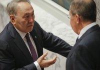Лавров оценил вклад Назарбаева в развитие отношений России и Казахстана