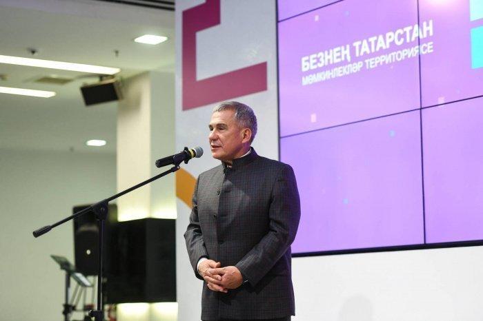Президент РТ наградил победителей форума молодых предпринимателей ОИС.