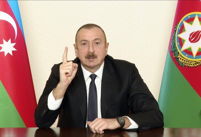 Президент Азербайджана ответил на резолюцию сената Франции по Карабаху.
