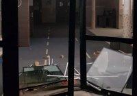 В пригороде Парижа осквернили мечеть