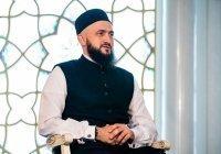 """Пятничное наставление муфтия: """"Если оба супруга - верующие, их семья будет крепкой!"""""""