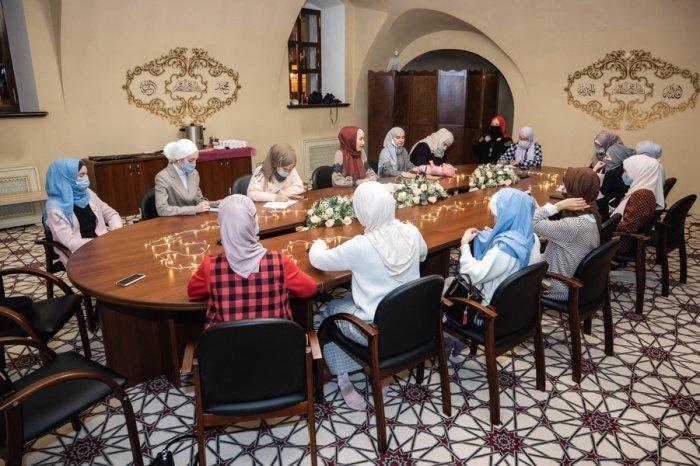 В Казани заершился очередной сезон проекта для молодых мусульманок.