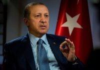 Эрдоган: Франция лишилась доверия как посредник по Карабаху