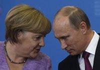 Путин обсудил ситуацию в Карабахе с Ангелой Меркель