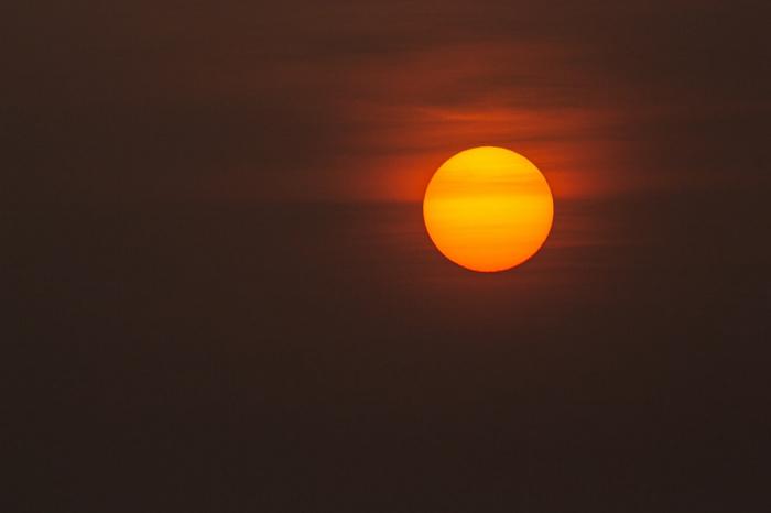 Всего наша планета погрузится в солнечное вещество примерно на срок немного более суток, до середины 10 декабря