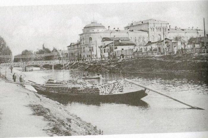 Булак. Конец 19- начало 20 века. (из личного архива Абдуллы Дубина)
