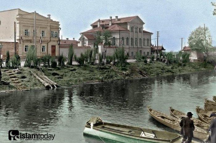 Булак. Конец 19- начало 20 века