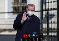 Эрдоган назвал темы, которые обсудит с Байденом в первую очередь
