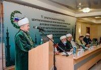 Делегация ДУМ РТ приняла участие в работе Съезда ДУМ Азиатской части России