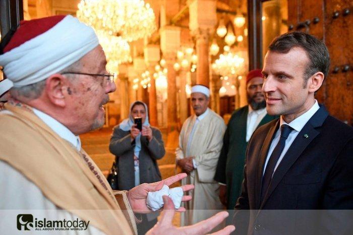 Ислам во Франции. (Источник фото: sott.net)