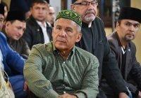 Рустам Минниханов примет участие в открытии отреставрированной мечети XVIII века