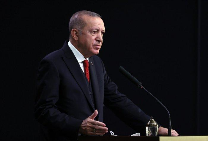 Турецкий лидер посетил Азербайджан с двухдневным визитом.