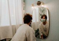 Установлено неожиданное опасное последствие ношения масок