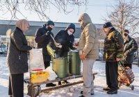 """БФ """"Закят"""" ДУМ РТ возобновил обеспечение горячим питанием нуждающихся"""