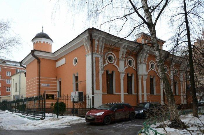 Историческая мечеть в Москве будет отреставрирована.