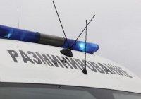 В магазине одежды в Петербурге нашли взрывное устройство