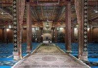 Секретные послания на стенах Великой мечети Сианя (ФОТО)