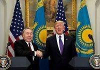 Трамп поздравил Казахстан с Днем Независимости