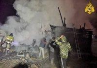 В Башкортостане сгорел дом престарелых, погибли 11 человек