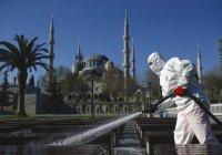 Жителям Турции запретят выходить из дома на новогодние праздники