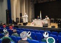 Муфтий оценил результаты деятельности Апастовского мухтасибата в 2020 году
