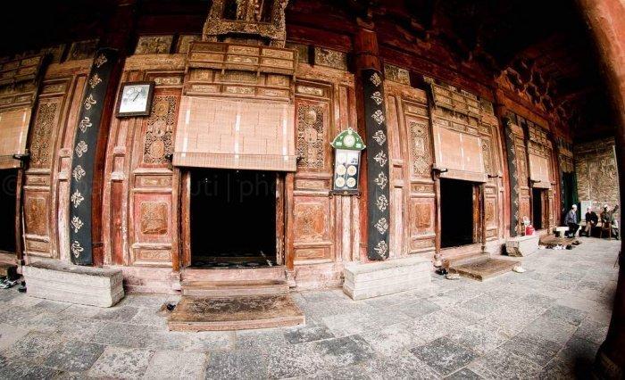 5 невероятных мечетей Китая, в существование которых невозможно поверить