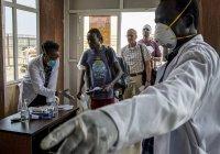 В Африке число заразившихся коронавирусом перевалило за 2,3 млн