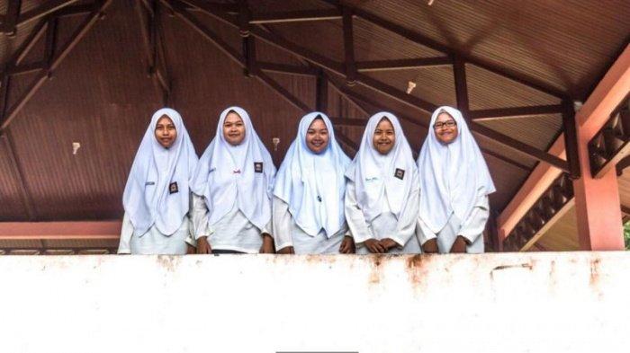 Девушки минангкабау