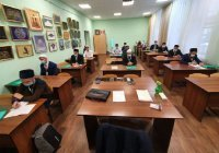 В Казани проходит Всероссийская олимпиада по исламским дисциплинам