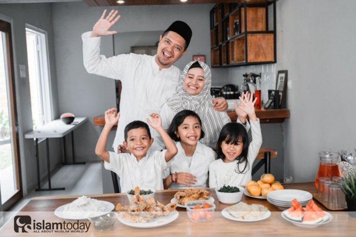Как провести время с домочадцами весело и полезно – что об этом говорит ислам. (Источник фото: freepik.com)