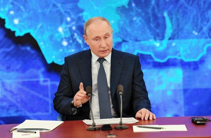 Президент РФ оценил отношения с арабскими странами.