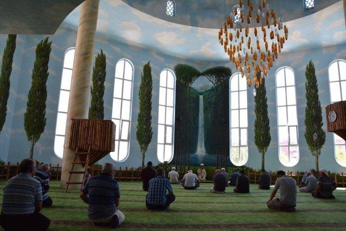 Аят Корана вдохновил на создание необычной мечети: такую вы точно никогда не видели