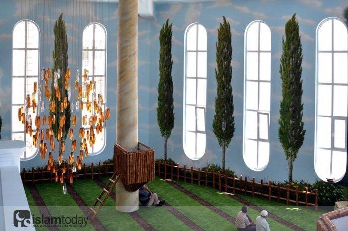 Мечеть Хамидие в Турции. (Источник фотографий: ilmfeed.com)