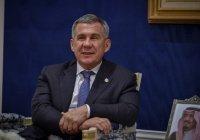 Минниханов рассказал о работе «Татнефти» на Ближнем Востоке